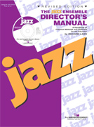 Jazz Ensemble Director's Manual cover.