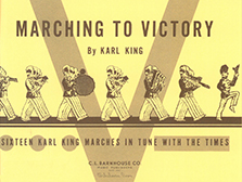Marching to Victory Book