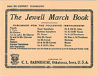 Jewell March Book