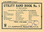 Utility Band Book No. 1