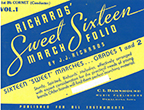 Sweet Sixteen March Folio Vol. 1