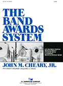 Band Awards System Certificate