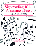 Sightreading 101.1 Assessment Pack