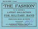 Fashion Band Book