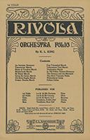 Rivola Orchestra Folio