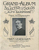 Grand Album of Selected Solos for Alto Saxophone