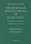 The Heritage Encyclopedia of Band Music, Vol. III