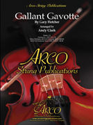 Gallant Gavotte (String Orchestra - Score and Parts)