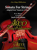 Sonata For Strings