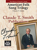 American Folk Song Trilogy   cover.