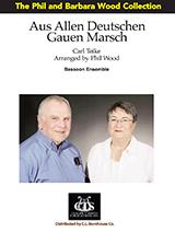 Aus allen deutschen Gauen Marsch