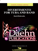 Divertimento for Tuba and Band