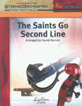 The Saints Go Second Line