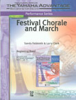 Festival Chorale And March cover.