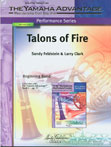 Talons of Fire cover.