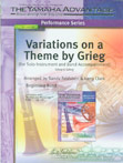 Variations on a Theme by Greig cover.