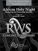 African Holy Night cover.