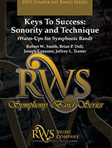 Keys To Success: Sonority and Technique