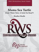 Mama Sea Turtle