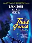 Back Bone (Jazz Ensemble - Score and Parts)