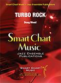 Turbo Rock (Jazz Ensemble - Score and Parts)