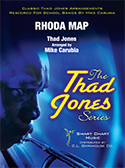 Rhoda Map (Jazz Ensemble - Score and Parts)