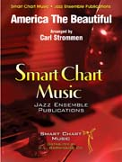 America The Beautiful (Jazz Ensemble - Score and Parts)