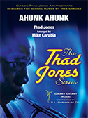 Ahunk Ahunk (Jazz Ensemble - Score and Parts)