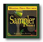 Walking Frog Records Sampler, Vol. 1