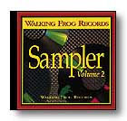 Walking Frog Records Sampler, Vol. 2