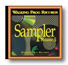 Walking Frog Records Sampler, Vol. 5