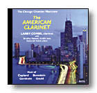The American Clarinet cover.