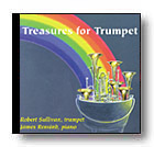 Treasures for Trumpet