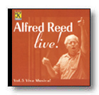 Alfred Reed Live! Vol. 5