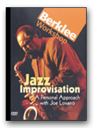 Jazz Imporvisation Personal Approach